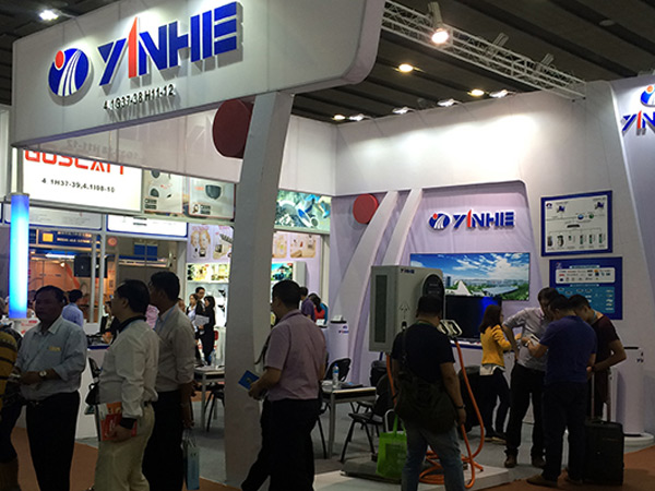 Attractive YINHE on119th Canton Fair