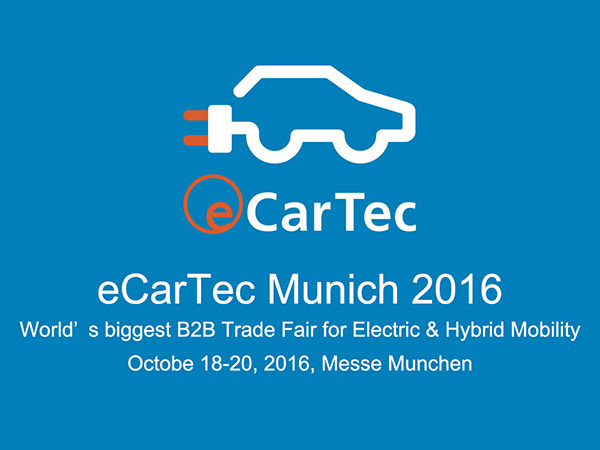 YINHE wants to invite every partner to meet in our booth at eCarTec Munich